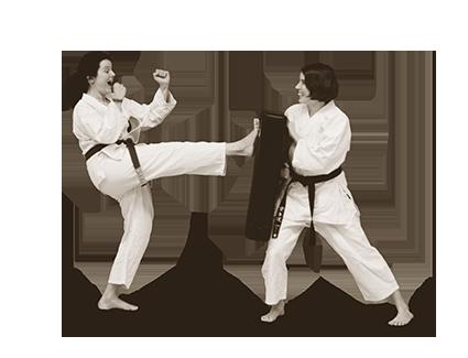 Karate für Frauen in Seeheim-Jugenheim