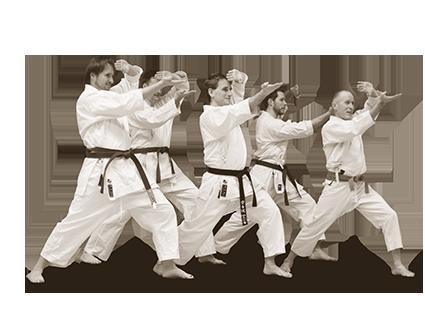 Karate für Männer in Seeheim-Jugenheim