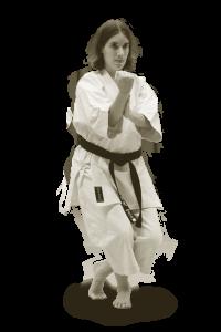 Karate Jugneheim Trainer Eva