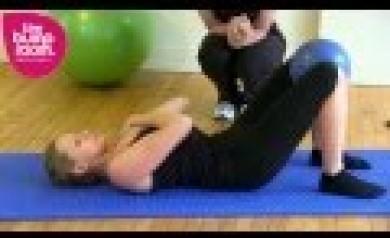 Gymnastik bei Rektusdiastase