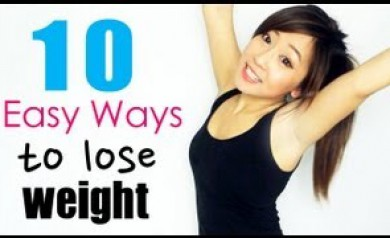 10 ways to loose weight
